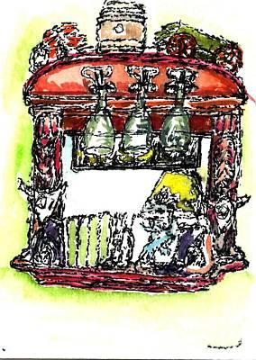 Swingin Door Bar Original by Peter Cochran