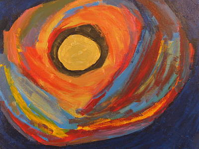 Painting - Swirling Motion by Ronald Weatherford