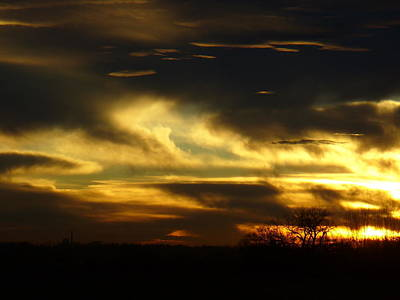 Mark Wagner Wall Art - Photograph - Swirling Sunrise by Mark Wagner