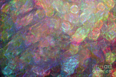 Photograph - Swirls Of Light 2  by Kerri Farley