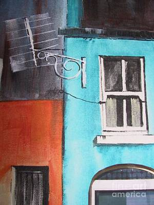 Painting - Switch To Saor  Free by Val Byrne