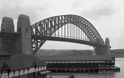Paris Skyline Royalty-Free and Rights-Managed Images - Sydney Austalia by Nicholas Cornhill