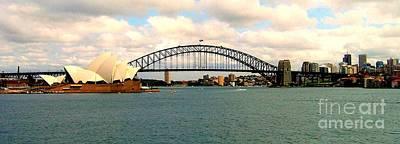 Photograph - Sydney Australia by John Potts