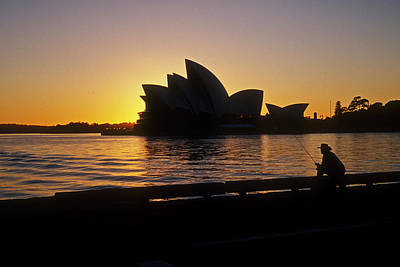 Photograph - Sydney Morning by Inge Riis McDonald