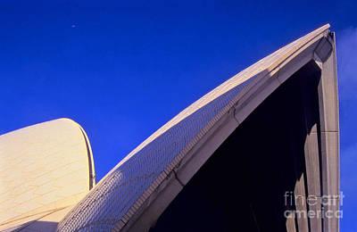 Sydney Opera House 2 Art Print by Alex Cassels