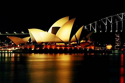 Photograph - Sydney Opera House by John King