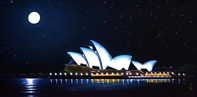 Sydney Opera House Original by Thomas Kolendra