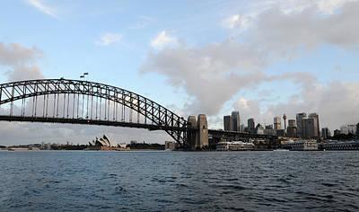 Photograph - Sydney Skyline by Mark Sullivan