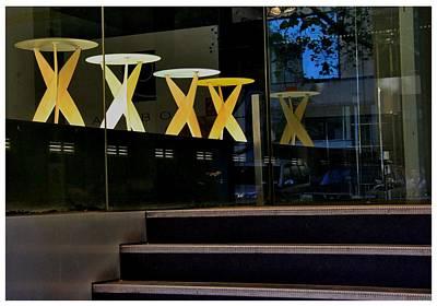 Photograph - Sydney Window Display101a by Frank Wickham