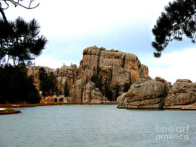Photograph - Sylvan Lake by Linda Cox