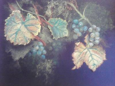 Sylvaner Art Print by Susan Richardson-Kaumans