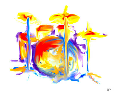 Buy Digital Art - Symbal by Marcello Cicchini