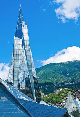Photograph - Symbol Of Andorra by Gurgen Bakhshetsyan