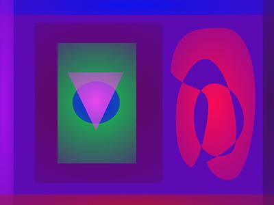 Symbols Art Print by Masaaki Kimura