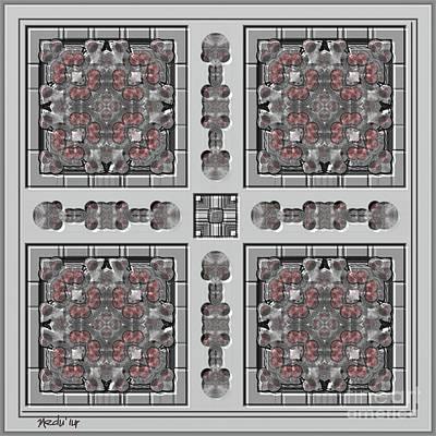 Symmetrica 313 Art Print by Nedunseralathan R