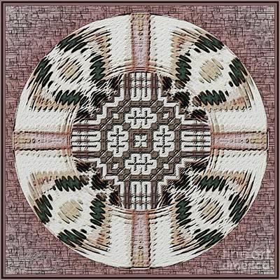 Symmetrica 314 Print by Nedunseralathan R