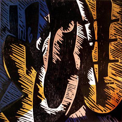 Sympathetic Magic 2 Art Print by Philip Slagter