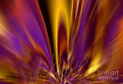 Symphony Digital Art - Symphony Of Light 04 by Heinz G Mielke
