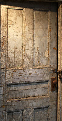 Photograph - Synagogue Door by Vadim Levin