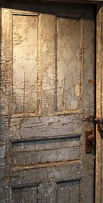 Photograph - Synagogue Door by Vadim Levin