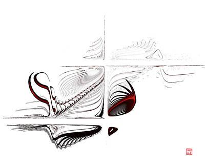 Synergy Art Print by David Jenkins
