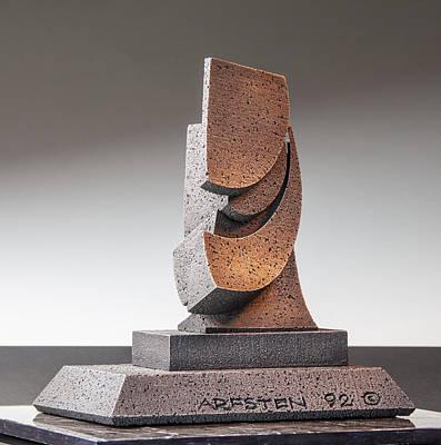 Sculpture - Synergy by Richard Arfsten