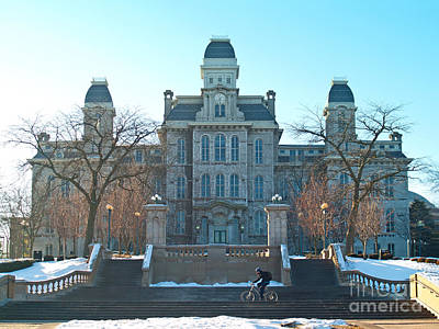 Photograph - Syracuse University by Debra Millet
