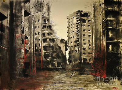 Syria Art Print