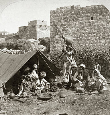 Photograph - Syria Romani, C1900 by Granger