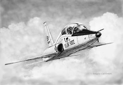 T-38 Talon Art Print
