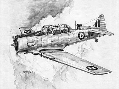 T-6g Texan/harvard  Original
