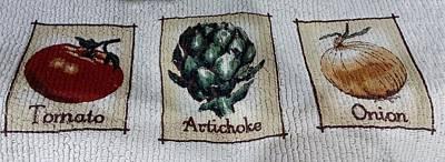 Artichoke Digital Art - T A O by Rob Hans