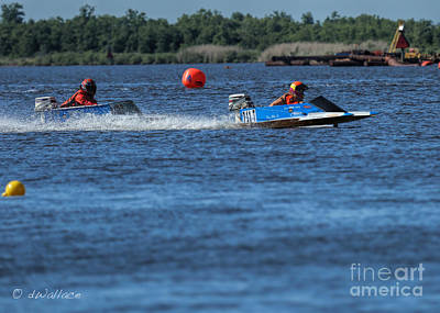 Photograph - T0711 A Boat Port Neches Riverfest by D Wallace