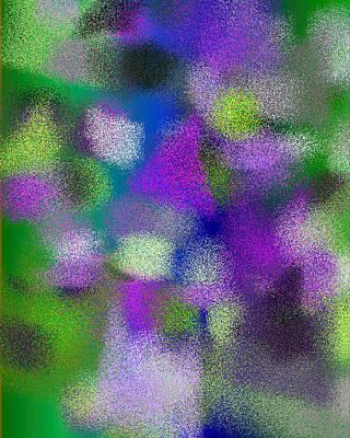 Color Image Digital Art - T.1.172.11.4x5.4096x5120 by Gareth Lewis
