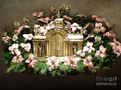 Photograph - Tabernacle Of The Lord by Luther Fine Art