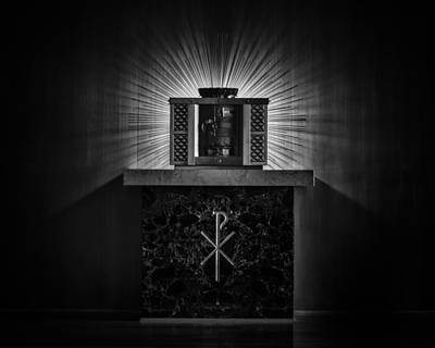 Photograph - Tabernacle by Thomas Hall