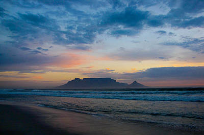 Photograph - Table Mountain by Karen E Phillips