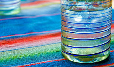 Photograph - Table Rainbow by Britt Runyon