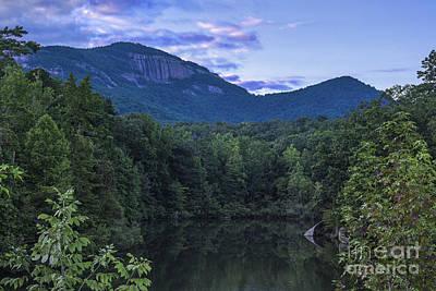 Photograph - Table Rock 2 by David Waldrop