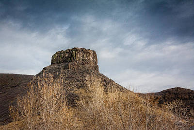 Photograph - Table Rock by Karen Saunders