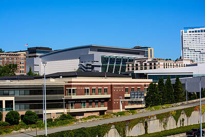 Photograph - Tacoma Convention Center by Tikvah's Hope