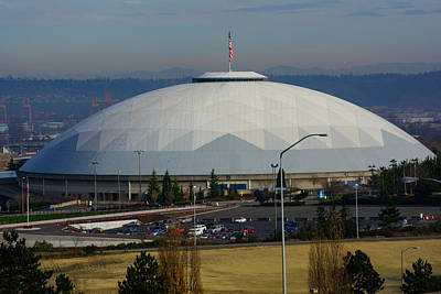 Photograph - Tacoma Dome by Tikvah's Hope
