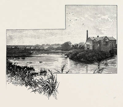 Parish Drawing - Tadcaster Is A Market Town And Civil Parish In The Selby by English School