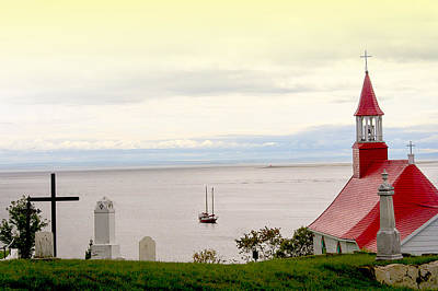 Photograph - Tadoussac Beauty by Kathryn McBride