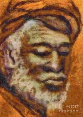 Tafari Ochieng Art Print