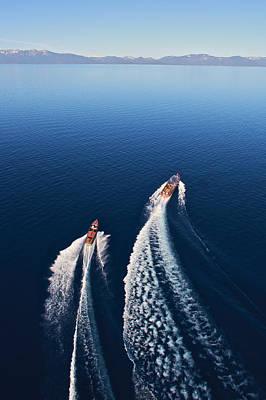 Photograph - Tahoe Horizons by Steven Lapkin