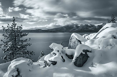 Photograph - Tahoe Wonderland by Jonathan Nguyen