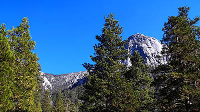 Idyllwild Photograph - Tahquitz Rock - Lily Rock by Glenn McCarthy
