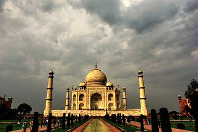 Muslims Of The World Photograph - Taj Mahal  by Amanda Stadther