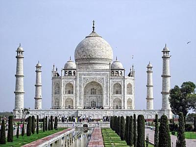 Photograph - Taj Mahal by Dan McManus